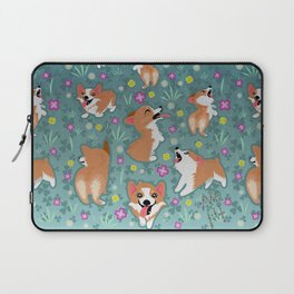 Corgis Laptop Sleeve