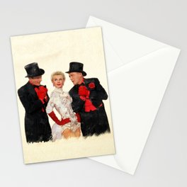 Mandy (White Christmas) Stationery Cards