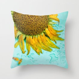 Flower Photography by Earl Richardson Throw Pillow