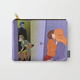 Scooby Velma Daphne Lesbian Cartoon Carry-All Pouch