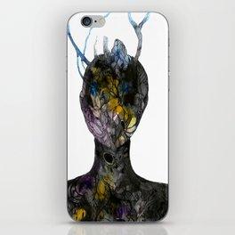 Mask iPhone Skin