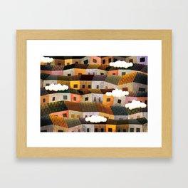 Favela #2 Framed Art Print