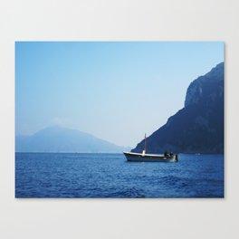 Fisherman of Capri Canvas Print