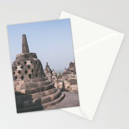 Temple, Indonesia Stationery Cards