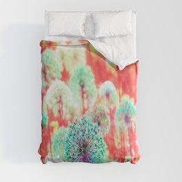 Flowers of Fantasy Comforters