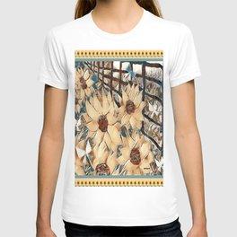 """Sunflower Fantasy"" T-shirt"