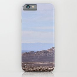 Dripping Springs New Mexico 2 iPhone Case