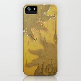 Fairy sun iPhone Case