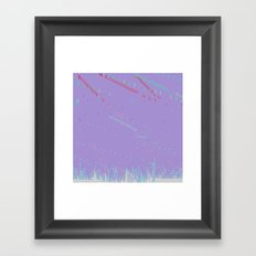 Borealis Framed Art Print