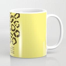 CHEETAH - FontLove Coffee Mug