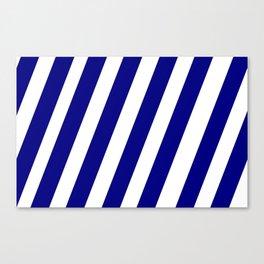 Mariniere variation IV Canvas Print