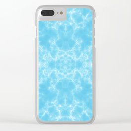 Swimming Pool Refresh Clear iPhone Case