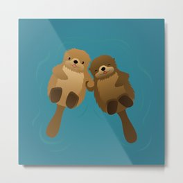 I Wanna Hold Your Hand Metal Print