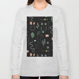 Witch Starter Kit: Potion - Illustration Long Sleeve T-shirt