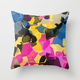 My butterflies Throw Pillow