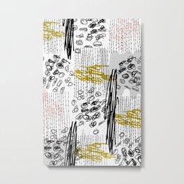 Noodle! Metal Print