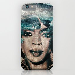 Lauryn Hill  iPhone Case