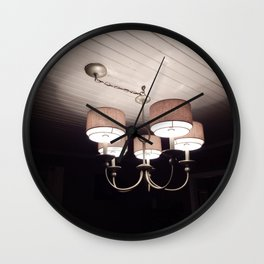 Mood Lighting Wall Clock