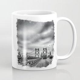 Interstate 74 Bridge - IL/IA Coffee Mug
