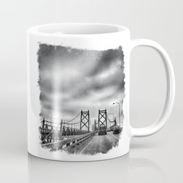 Interstate 74 Bridge - IL/IA Coffee Mug