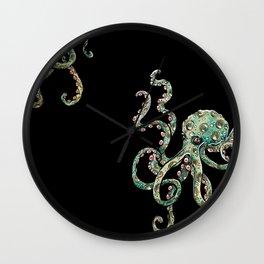 Octopodes Wall Clock