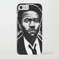 childish gambino iPhone & iPod Cases featuring Gambino Variant by Joshua Beckett
