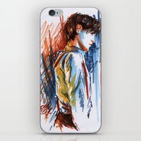 the who iPhone & iPod Skins featuring who by Jenica R. B.