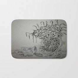 Ink Baby Doodle Bath Mat