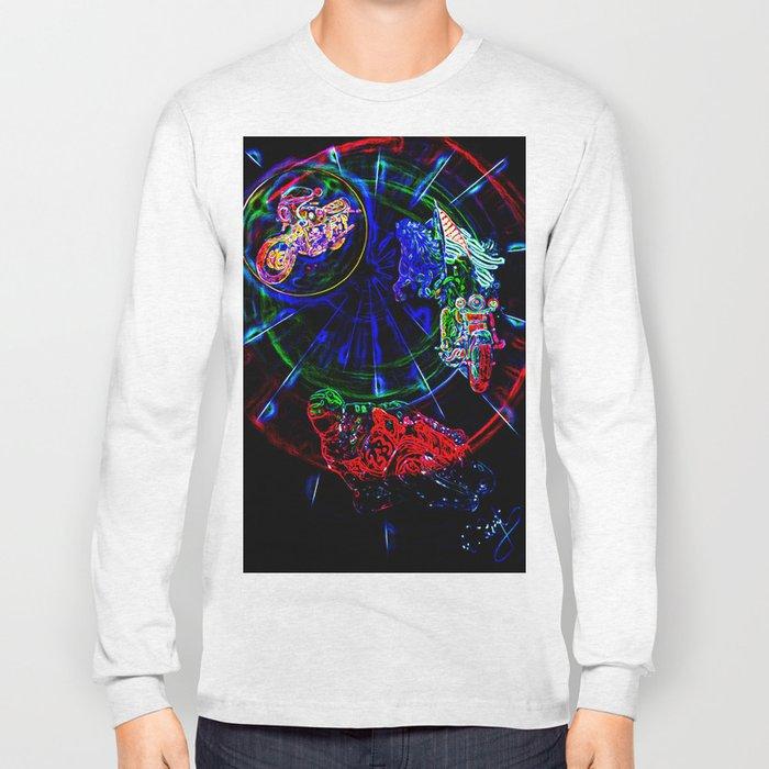 Abstract perfektion - Liberty Long Sleeve T-shirt