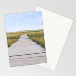 The Spit, Scituate MA Stationery Cards