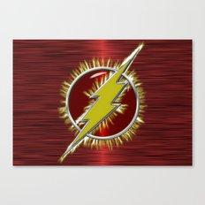 Electrified Flash Canvas Print