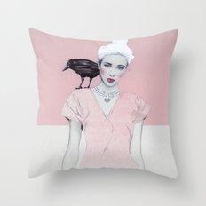 Pracilla Throw Pillow