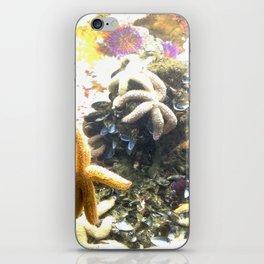 STARS IN THE OCEAN iPhone Skin