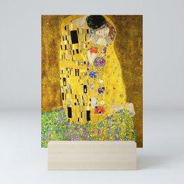 The Kiss by Klimt Mini Art Print