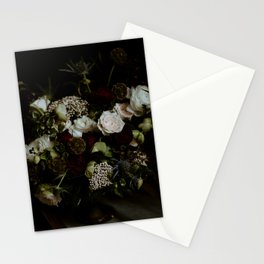 Floral Bouquet - Rembrandt Style Stationery Cards