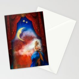 Only a Paper Moon Stationery Cards