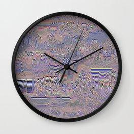 silicon i Wall Clock