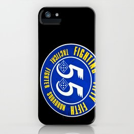 The Fighting 55th iPhone Case