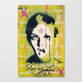 Star Studded Canvas Print