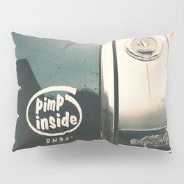 ain't I clean, bad machine Pillow Sham