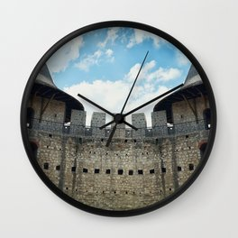 Soroca Fortress Moldova Wall Clock