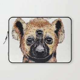 Witchy Hyena Laptop Sleeve