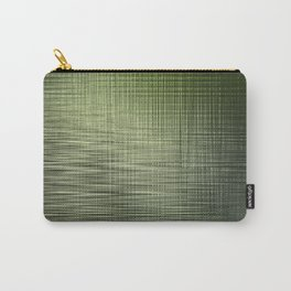Emerald Shimmer Carry-All Pouch