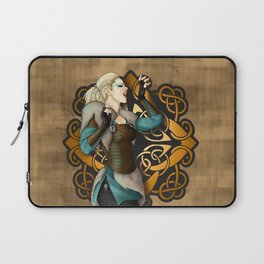 Viking Scream Laptop Sleeve