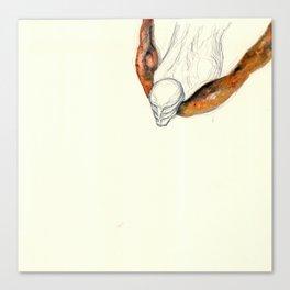 UnHuman#06 Canvas Print