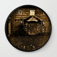 Cloister Wall Clock