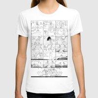 dramatical murder T-shirts featuring Dramatical Murder - AGONY by Lalasosu2