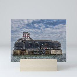 No Mans Fort Mini Art Print