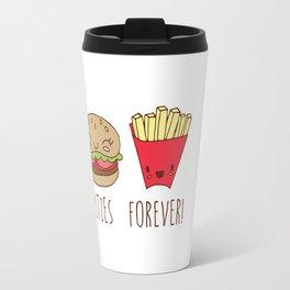 YUMMY BESTIES FOREVER! Travel Mug