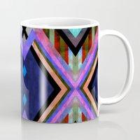 tarot Mugs featuring Tarot 1B by Schatzi Brown